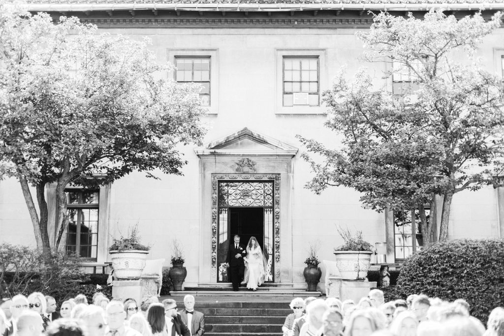Father-Daughter Wedding Entrance