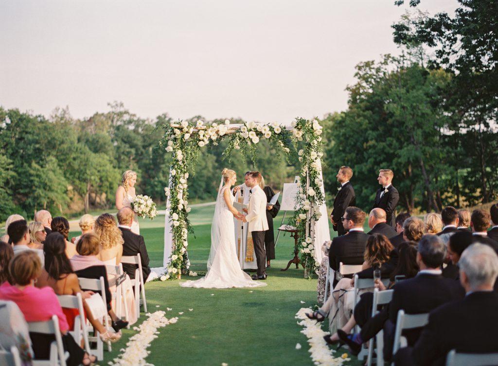 Wedding Flower Arch