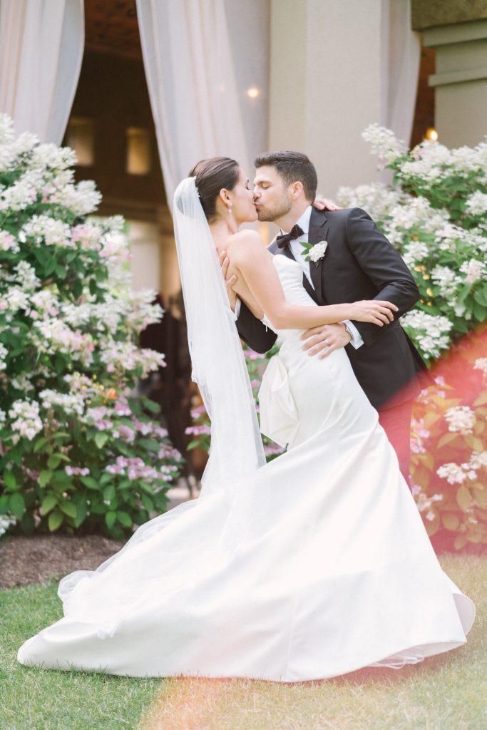 "Jerry Ferrara ""Turtle"" marries Breanne Racono at the Gervasi Vineyard"