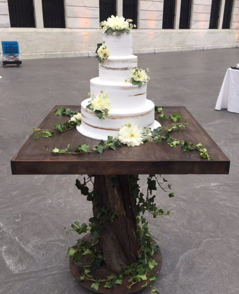 Plantscaping & Blooms Tablescapes & Cakes 15
