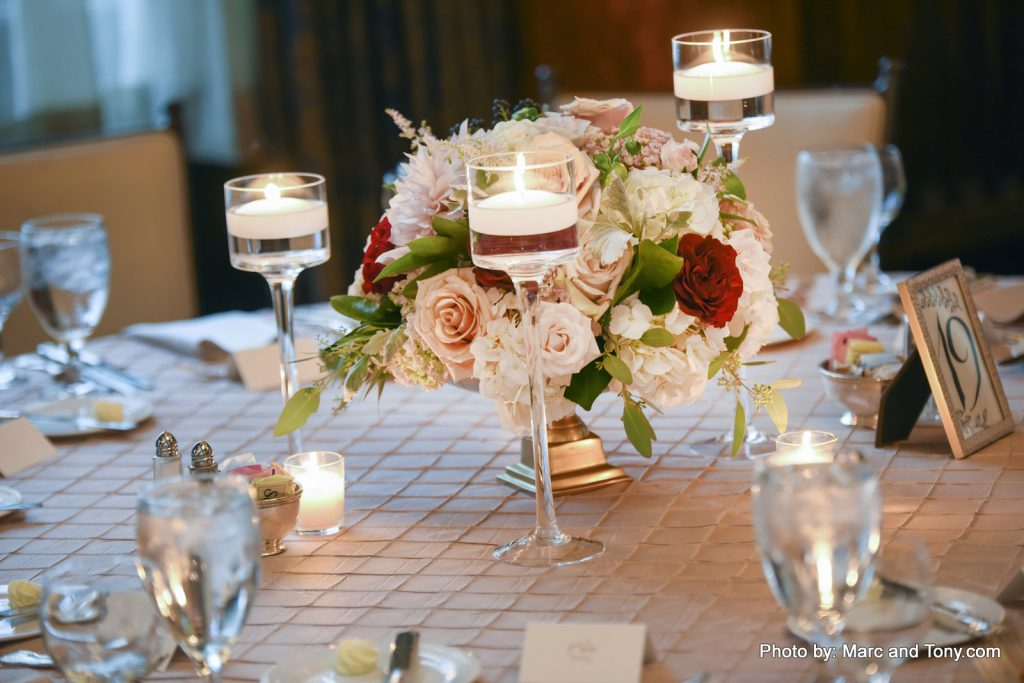Plantscaping & Blooms Tablescapes & Cakes 17