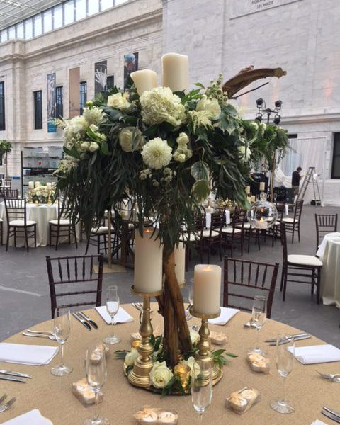 Plantscaping & Blooms Tablescapes & Cakes 19