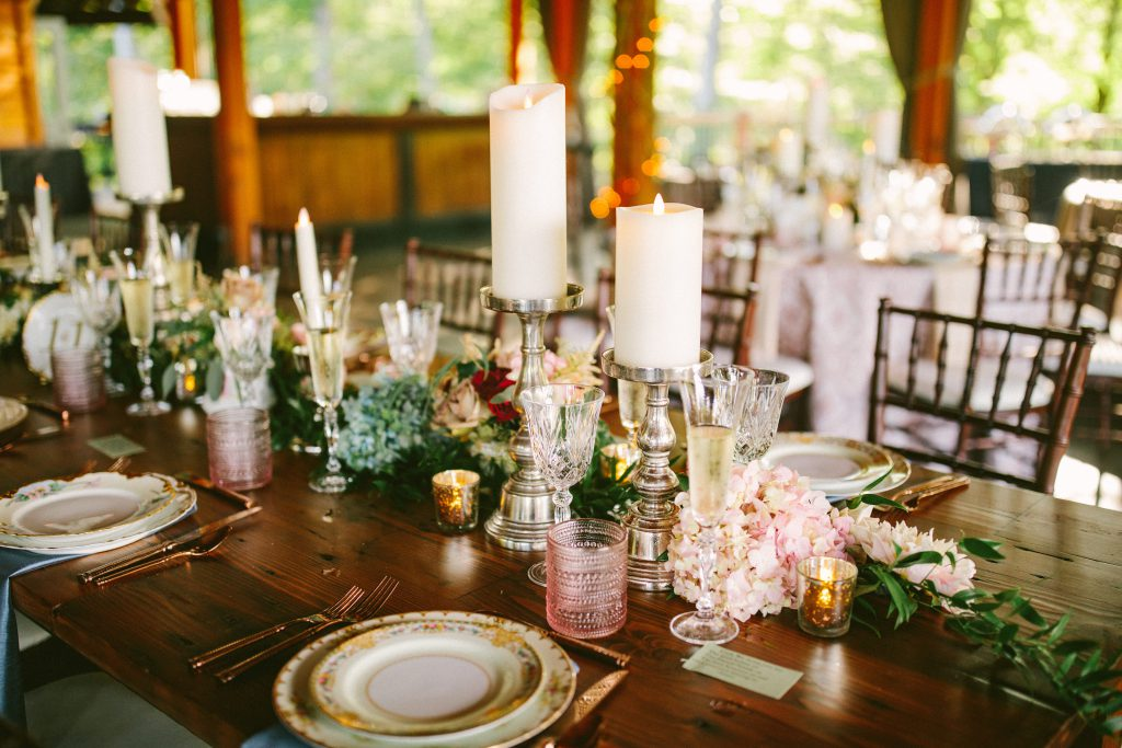 Tablescapes and Cakes