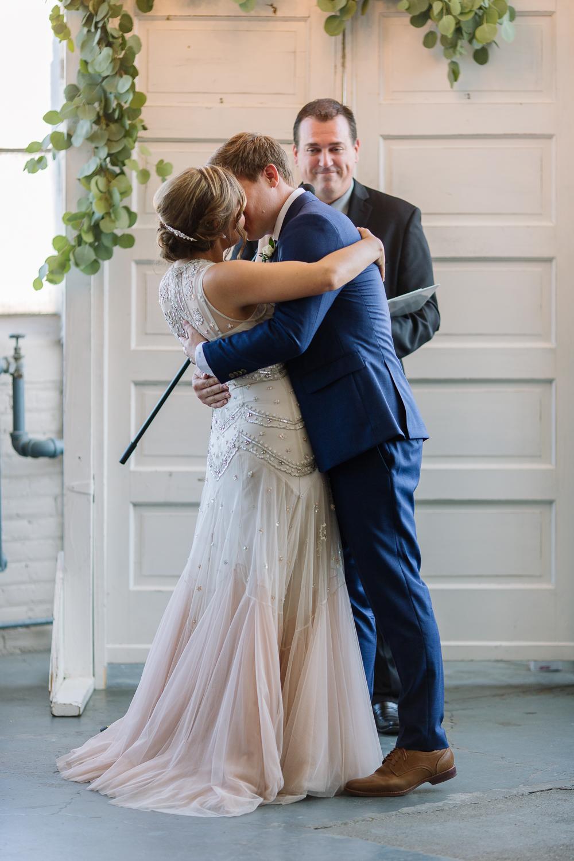 A Lake Erie Building Wedding with Cassie & Matt.