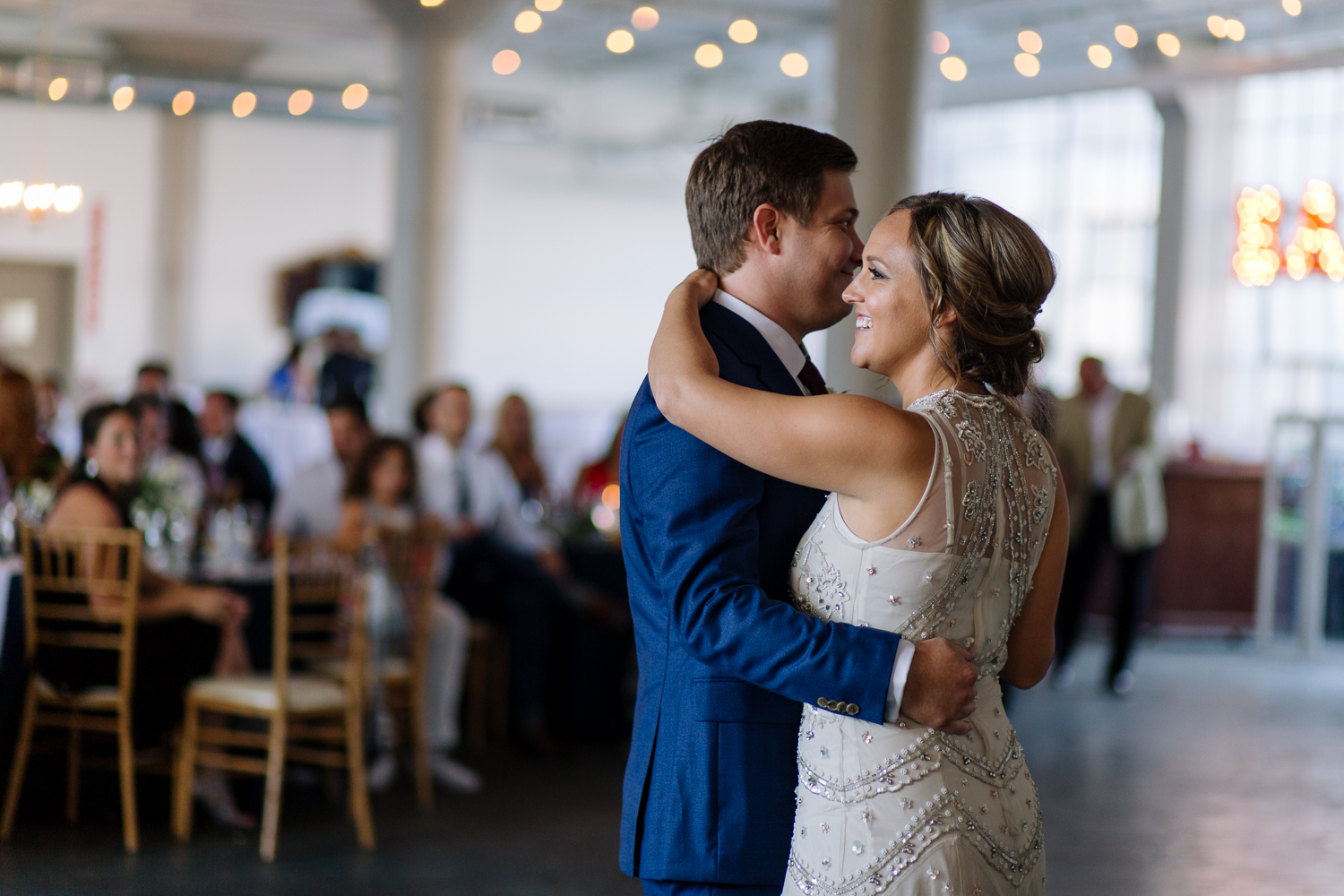 A Lake Erie Building Wedding with Cassie & Matt.