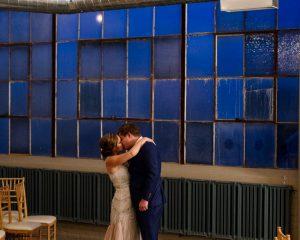 Lush Lake Erie Building Wedding in Lakewood