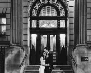 Elegant Summer Wedding at the Union Club