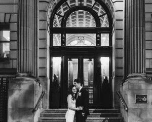 Elegant Summer Wedding at the Union Club