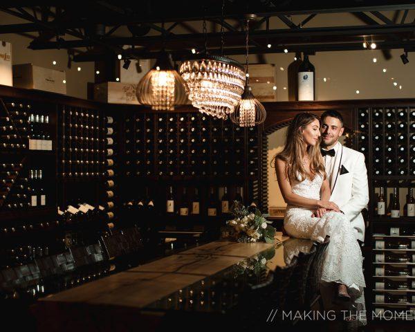 Chelsey + Cody // Sapphire Creek Wedding
