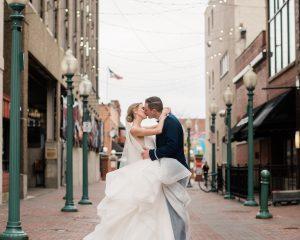 Wedding at The Historic Onesto
