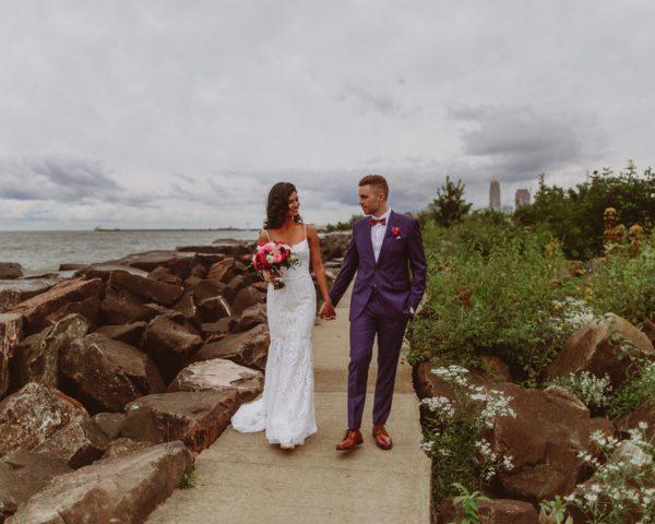 Shikha & Drew's Ritz Wedding