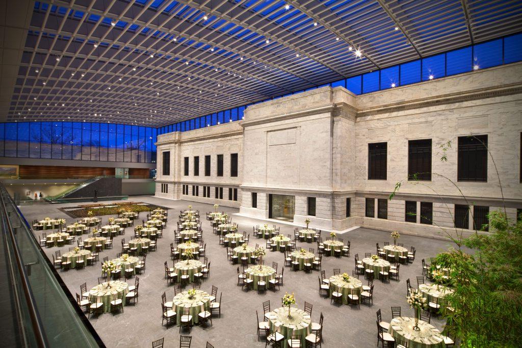 Cleveland Museum of Art Ames Family Atrium