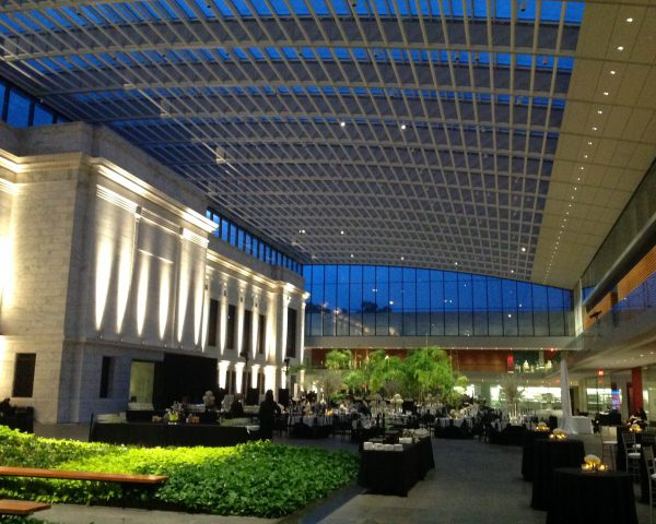 Ames Family Atrium