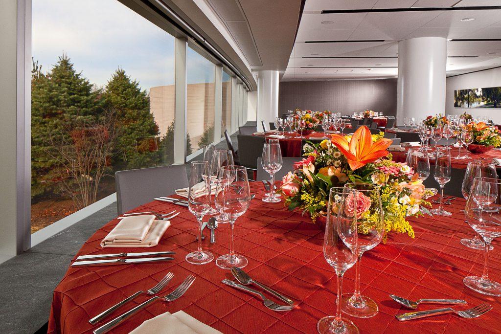 Cleveland Museum of Art Banquet-View