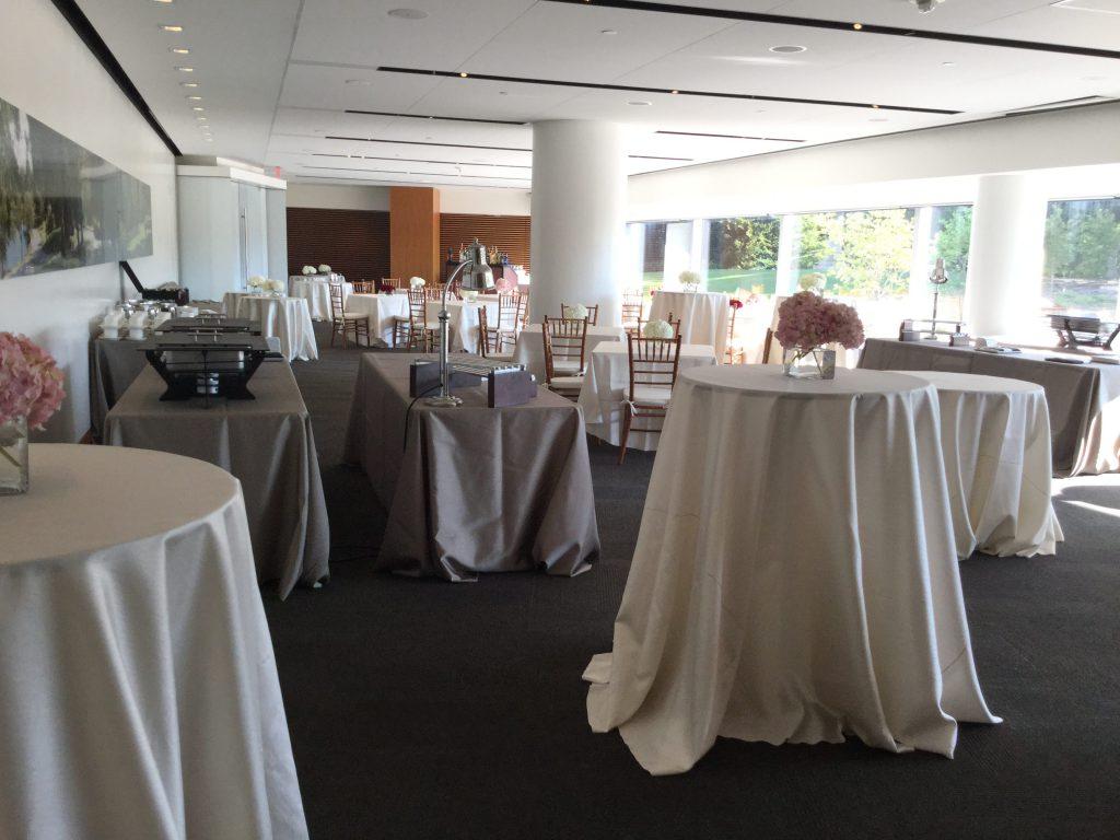 Cleveland Museum of Art Banquet Room