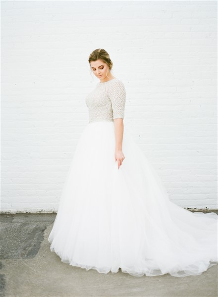 Sottero and Midgley Wedding Dress