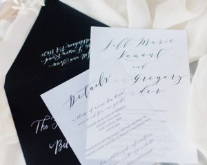 Jill + Sean's Romantic Lake Erie Wedding