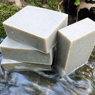Chagrin Valley Soap and Salve Black Clay Soap