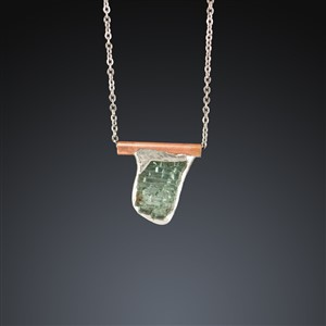 Cleveland Street Glass Necklace