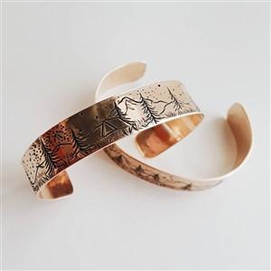 Wildfoot Cuff Bracelets
