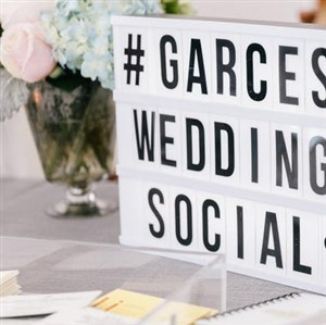 Garces Wedding Social