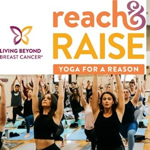 Reach & Raise Yoga at Bok