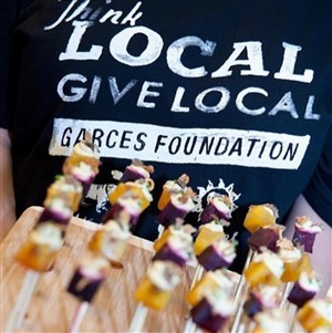 Think Local Give Local Garces Foundation Benefit