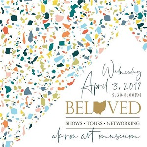 Beloved Ohio Akron Art Museum Invite