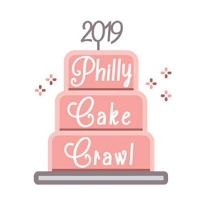 2019 Philly Cake Crawl Logo
