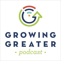 Growing Greater Podcast Logo