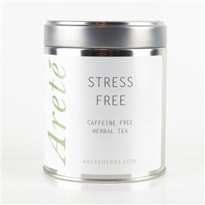 Arete Stress Free Herbal Tea