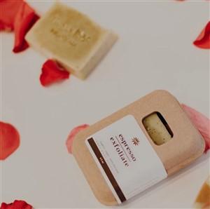 Honey Rose Botanicals Espresso Exfoliate Soap