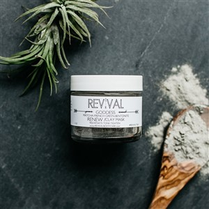 Revival Body Care Renew Clay Mask