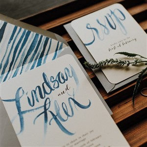 Lovely Somethings Invitations