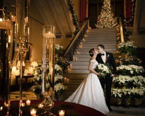 Union Club Wedding of Natalie & David