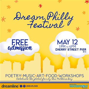 Dream Philly Festival Flyer