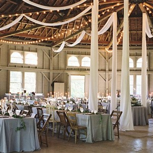 Deer Park Camp Wedding Reception Planned by Courtney Space Events