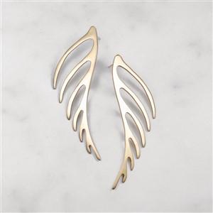 Carolyn Keys Fern Earrings