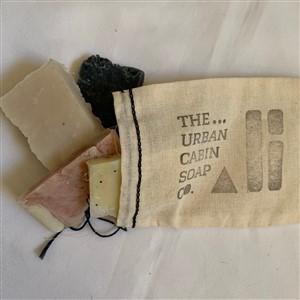 Urban Cabin Soap Co Sample Sack