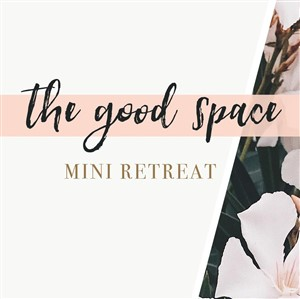 The Good Space Mini Retreat Logo