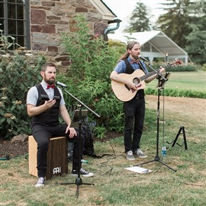 Pat and Sean Kelly Performing at Wedding