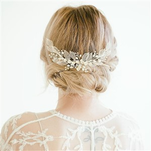 Rosy Rose Studio Bridal Hair Vine