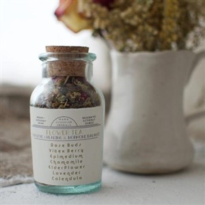 Mamma Sunshine's Apothecary Shop Flower Tea