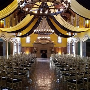 Glenmoor Country Club Ceremony Space