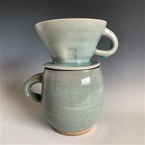 Ceramic Pour Over Coffee Maker Billy Ritter 77