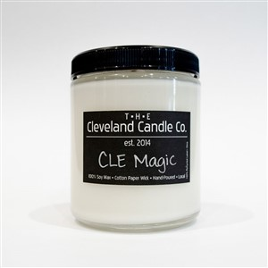 CLE Magic by The Cleveland Candle Company