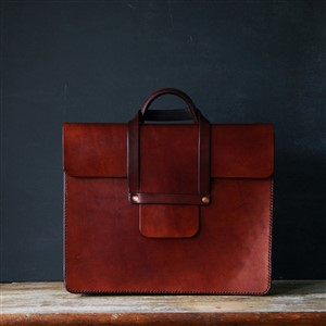 Wright and Rede Leather Music Bag