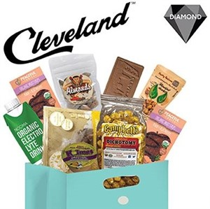 Cleveland Themed Welcome Bag