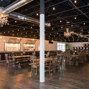 Event Space at Royal Docks Brewing Co