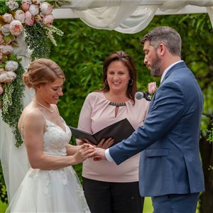Exclusively Yours Weddings and Events Ceremony